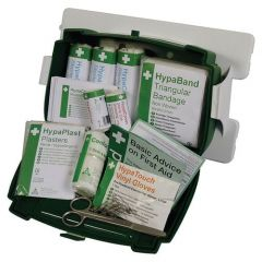 Evolution Plus PCV Vehicle First Aid Kit Portable