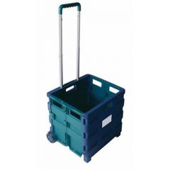 Lightweight container trolley - 25kg capacity without lid