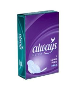 Always Ultra Plus With Wings (1 Norm & 1 Long) 200 packs per carton