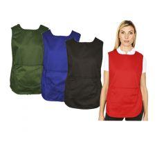 Ladies Pocket Tabard (Various Colours)