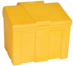 Yellow Grit Bin 120L