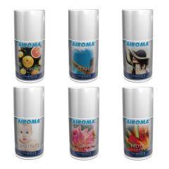 Pack of 12 Airoma® Air Freshener 270ml Refills