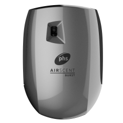 PHS Airscent Burst Dispenser in Nickel Finish