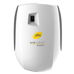 PHS Airscent Burst Dispenser in White