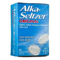 Alka Seltzer - 10 Pack (Case of 48)