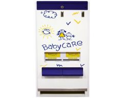 Dual Column Reconditioned Nappy Vending Machine