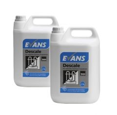 Evans Descale Dishwasher Cleaner (2 x 5 Litre)