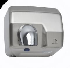 Dolphin Satin Chrome Plated Hot Air Hand Dryer