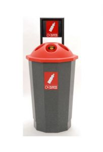 Beca-Bin Eco Bank for Bottles With or Without Internal Flask