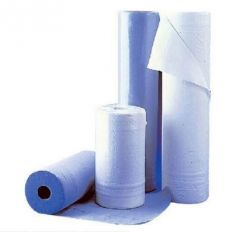 """Packs of Couch / Hygiene Roll 20"""" Blue or White"""