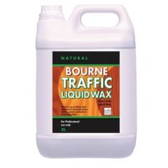 Bourne Liquid Wax (5 Litre)
