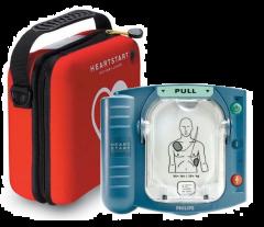 Philips HeartStart® HS1 Semi-Auto Defibrillator Standard Carry Case