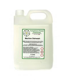 Yorkshire's Finest Chemicals- Dishwasher Detergent (5 Litre)