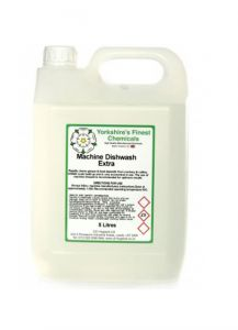 Yorkshire's Finest Chemicals- Machine Dishwash Liquid Extra (5 Litre)