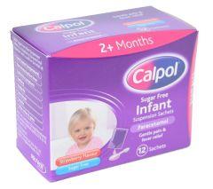 CALPOL ® Infant Suspension  Vending Refill 12 Per Pack x 24 Packs