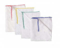 Stockinette Cloth for Wet or Dry Applications 3 Colours