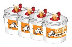 Eez-Off Graffiti Remover Wet Wipes (4 Buckets)