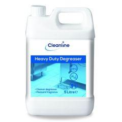 Cleanline Heavy Duty Degreaser (5 Litre)