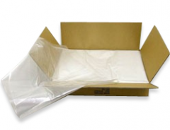 Light Density Clear Refuse Sacks - Small (5kg) Case of 200