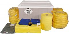 Refills for 600L Spill Kit Box Pallets with Plug Rug Drain Cover