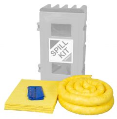 Refills for 50L Wall Cabinet Spill Kits