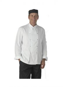 Dennys Long Sleeve Chef Jacket