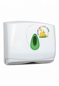 Children's Dino Modular Hand Paper Towel Dispenser 2 Sizes