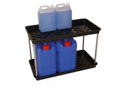 Single or Tiered Drip Tray