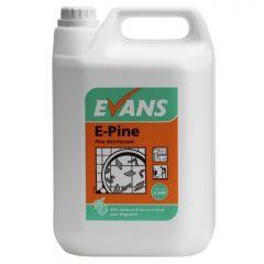 Evans E-Pine Disinfectant (5 Litre)