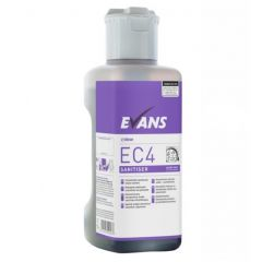 Evans EC4 Purple Zone Sanitiser (1 Litre)