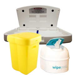 e-Changer, Yellow e-Bin & Wipepod Bundle