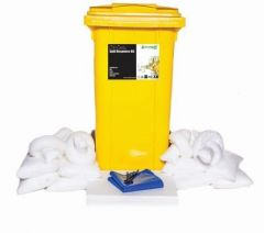 120 Litre Oil Only Two Wheeled Spill Kit
