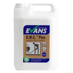 Evans EMC Plus All Purpose Cleaner & Degreaser (5 Litre)