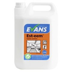 Evans Est-eem™ Bactericidal Cleaner Sanitiser (5 Litre)