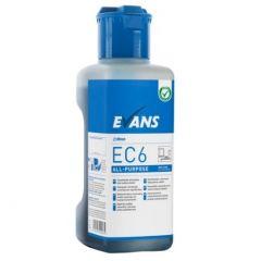 Evans EC6 Blue Zone All Purpose (1 Litre)