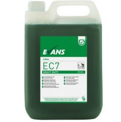 Evans EC7 Green Zone Heavy Duty Surface Cleaner (5 Litre)