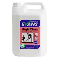 Evans High Class Neutral Hard Surface Cleaner (5 Litre)