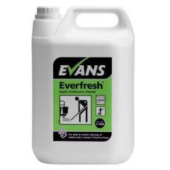 Evans Everfresh Apple Toilet and Washroom Cleaner (5 Litre)