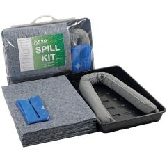 20 Litre EVO Recycled® Spill Kit with Drip-Tray