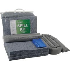 30 Litre EVO Recycled® Spill Kit in Clip-Top Bag