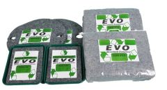 Evo Absorbent Bundle 3 - Pads, Drum Toppers and Trays