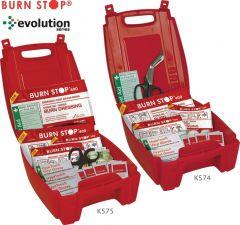 Evolution Burn Stop Burns Kit in Small, Medium or Large Kits