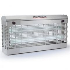 Insect-O-Cutor - Excalibur Industrial - 40 Watt - Stainless