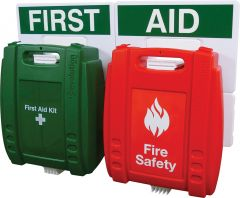 Evolution First Aid and Fire Safety Point (Various sizes)
