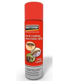 Flea and Crawling Insect Killer 300ml Aerosol