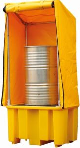 Framed Cover for Spill Pallet for BPFE1