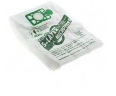 Microfibre Vacuum Bags for Numatic Henry Cleaner (Pack of 10)