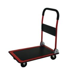 Pressed Steel Folding Platform Trolley 150kg or 300kg Capacity