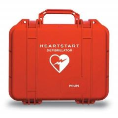 Philips HeartStart® HS1 Defibrillator Hard-shell Carry Case