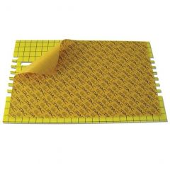 Insect-O-Cutor - FlyTrap Commercial 40/80 Glueboards (yellow) (x6)